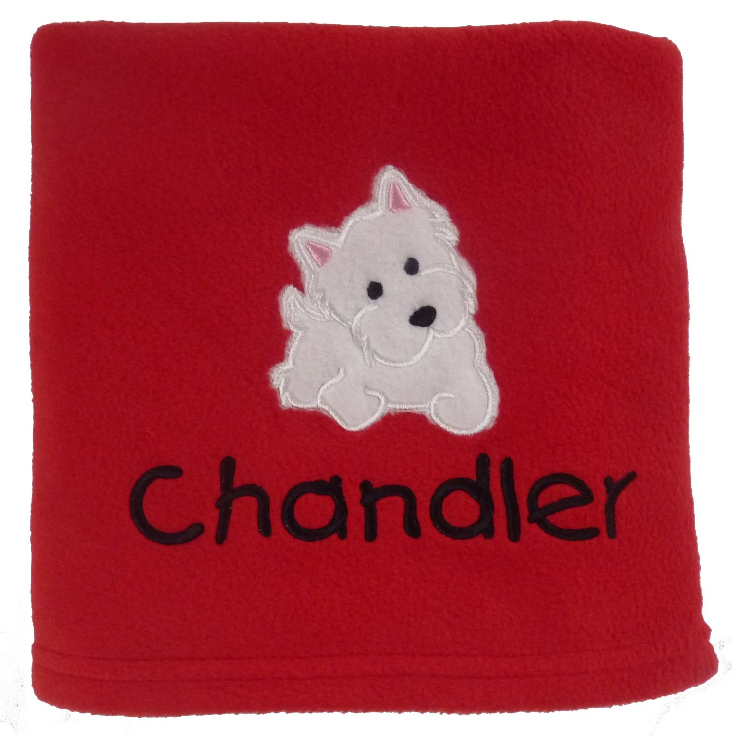 Personalised dog blankets fleece blanket