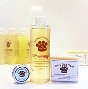 Natural Dog Grooming Products