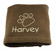 Posh Paw Personalised Dog Blanket